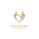 aoomae1588さんの化粧品販売「株式会社まごころ総合美容」の企業ロゴへの提案