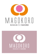 shima67さんの化粧品販売「株式会社まごころ総合美容」の企業ロゴへの提案