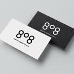 haru_Designさんの青果コーナー「808」(ハチ・ゼロ・ハチ)のロゴへの提案