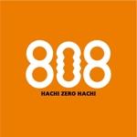 saiga005さんの青果コーナー「808」(ハチ・ゼロ・ハチ)のロゴへの提案