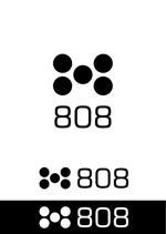 kazuo_hさんの青果コーナー「808」(ハチ・ゼロ・ハチ)のロゴへの提案