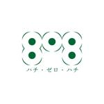tera0107さんの青果コーナー「808」(ハチ・ゼロ・ハチ)のロゴへの提案