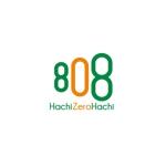 24taraさんの青果コーナー「808」(ハチ・ゼロ・ハチ)のロゴへの提案