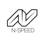 YTOKUさんのレーシングファクトリー 「N-SPEED」のロゴへの提案