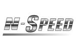 kazu0077さんのレーシングファクトリー 「N-SPEED」のロゴへの提案
