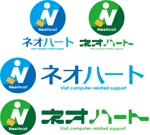 cpo_mnさんの訪問パソコン関連サポート新会社のロゴ作成への提案