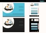 Viniartさんのアーティスト、コンサルティング事業、YouTube動画配信事業のロゴ への提案