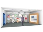シェアオフィスやワークラウンジの新設に伴うエントランスデザイン募集への提案