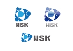 all-eさんの警備業の「NSK」ロゴへの提案