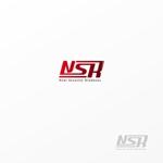 tomotinさんの警備業の「NSK」ロゴへの提案