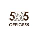 katachidesignさんの焼肉弁当販売店の法人名「株式会社office55」のロゴへの提案
