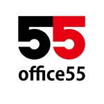 kamono84さんの焼肉弁当販売店の法人名「株式会社office55」のロゴへの提案