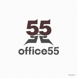 kmizumotoさんの焼肉弁当販売店の法人名「株式会社office55」のロゴへの提案