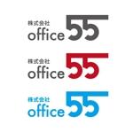oroshiponsさんの焼肉弁当販売店の法人名「株式会社office55」のロゴへの提案