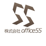 washさんの焼肉弁当販売店の法人名「株式会社office55」のロゴへの提案