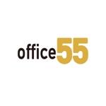 atariさんの焼肉弁当販売店の法人名「株式会社office55」のロゴへの提案