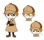 【継続発注有り】ウェブサイトに掲載する探偵のオリジナルキャラクターの制作依頼への提案