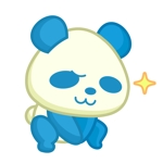 パンダのキャラクターデザインへの提案