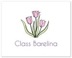 子供向けバレエ教室のロゴデザインへの提案