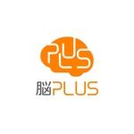 smartdesignさんのリハビリ施設 「脳PLUS」という社名のロゴへの提案