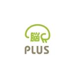 yokichikoさんのリハビリ施設 「脳PLUS」という社名のロゴへの提案