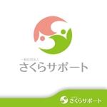 hiko-kzさんの高齢のおひとりさま専門支援 一般社団法人さくらサポートのロゴへの提案