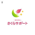 mirukuさんの高齢のおひとりさま専門支援 一般社団法人さくらサポートのロゴへの提案