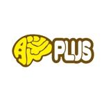 adtomさんのリハビリ施設 「脳PLUS」という社名のロゴへの提案