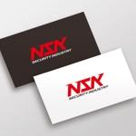 doremidesignさんの警備業の「NSK」ロゴへの提案