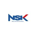 toiroさんの警備業の「NSK」ロゴへの提案
