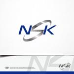 design-baseさんの警備業の「NSK」ロゴへの提案