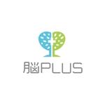 creyonさんのリハビリ施設 「脳PLUS」という社名のロゴへの提案