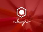 文具メーカー「赤城株式会社」のロゴへの提案