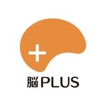 DOOZさんのリハビリ施設 「脳PLUS」という社名のロゴへの提案