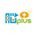 lapislazuli_99さんのリハビリ施設 「脳PLUS」という社名のロゴへの提案
