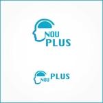 VainStainさんのリハビリ施設 「脳PLUS」という社名のロゴへの提案