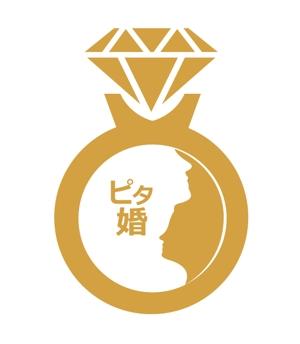 hiromi163さんの「ピタ婚」のロゴ作成への提案