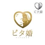 s_design_sさんの「ピタ婚」のロゴ作成への提案