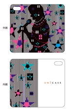 akarusaさんの【複数採用有り】「UNiCASE」が夏のiPhoneケースデザイン大募集!あなたのデザインが店頭に並ぶかも!への提案