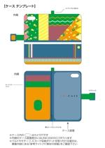serika_worksさんの【複数採用有り】「UNiCASE」が夏のiPhoneケースデザイン大募集!あなたのデザインが店頭に並ぶかも!への提案