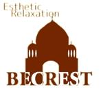 エステ&リラクゼーションサロン「BECREST」のロゴへの提案