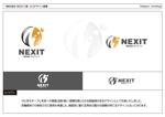 kometogiさんの建機レンタル会社のロゴへの提案