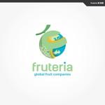 take5-designさんのフルーツ専門店のロゴへの提案
