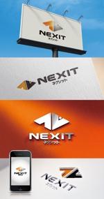 katsu31さんの建機レンタル会社のロゴへの提案
