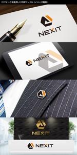 kinryuzanさんの建機レンタル会社のロゴへの提案