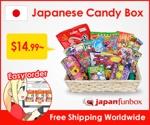 お菓子の定期購買サイトのバナー 海外向けへの提案
