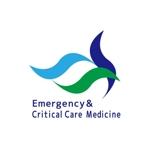 s-s-shioriさんの大学病院『救急集中治療部』のロゴへの提案