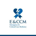 graph70さんの大学病院『救急集中治療部』のロゴへの提案