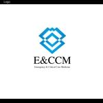 YUDDさんの大学病院『救急集中治療部』のロゴへの提案