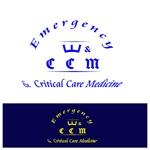 keikosさんの大学病院『救急集中治療部』のロゴへの提案